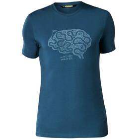 Mavic Cyclist Brain Kortærmet cykeltrøje Herrer blå